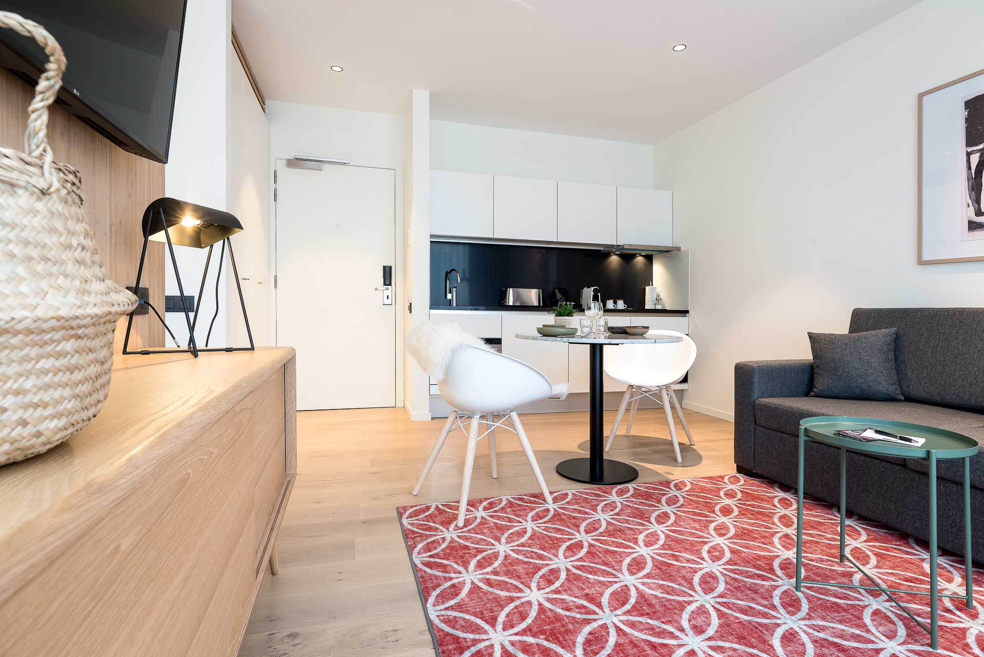 Cosy Penthouse apartment  PREMIER SUITES PLUS Antwerp